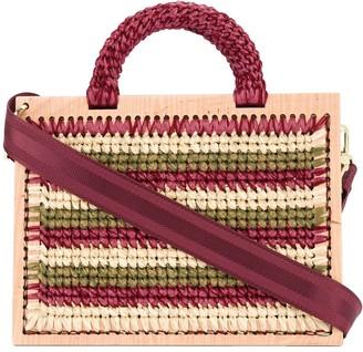 0711 Madame Lefranc XL shoulder bag