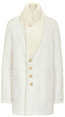 Joseph Lyne Teddy reversible shearling coat