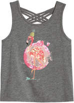 Epic Threads Little Girls Strappy-Back Tank Top, Created for Macy's