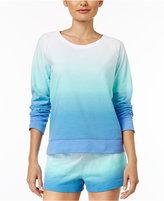 Jenni by Jennifer Moore Dip-Dye Pajama Top, Only at Macy's
