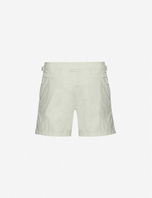 Tom Ford Tailored mid-rise swim shorts