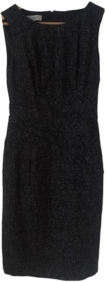 Hobbs Black Wool Dress for Women
