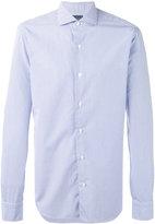Barba checked shirt - men - Cotton - 44