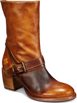 Patricia Nash Lombardy Buckle Mid Boots