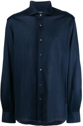 Corneliani Loose-Fit Plain Shirt