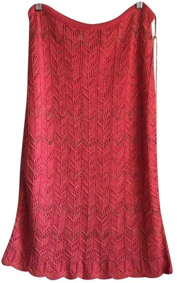 M Missoni Pink Skirt for Women Vintage