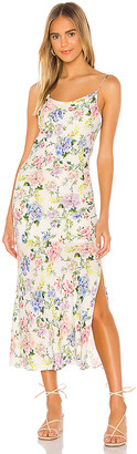 Alice + Olivia Harmony Slip Dress