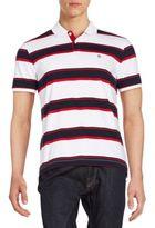 Victorinox Hydro Striped Polo Shirt
