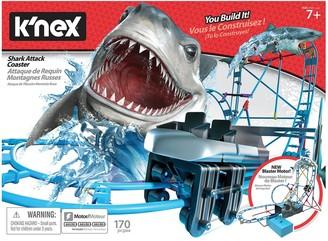 Knex Tabletop Thrills Shark Attack Coaster