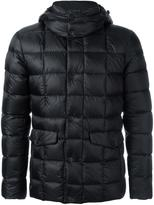 Fay padded jacket - men - Feather Down/Polyamide - XXL
