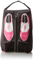 Sydney Love Fuchsia Golf Shoe Bag Travel Tote
