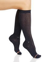 Stance Sparkly Front Line Boot Socks
