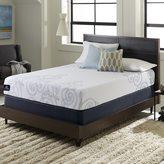 Serta Perfect Sleeper Isolation California King-size Gel Memory Foam Mattress Set