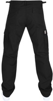 Carhartt Aviation Cargo Trousers In Black