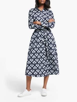 Boden Isodora Cotton Shirt Dress