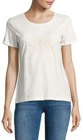 Tommy Hilfiger Lace Back T-Shirt