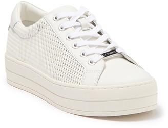 J/Slides Hilton Laser Platform Sneaker