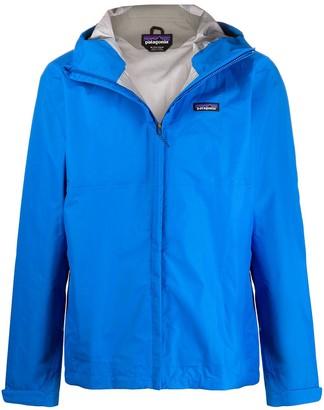 Patagonia Torrentshell 3L hooded windbreaker