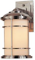 Feiss Lighthouse Outdoor 13.5-Inch Wall Sconce