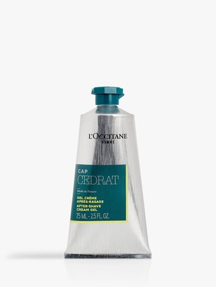 L'Occitane Homme Cap Cedrat After Shave Cream Gel, 75ml
