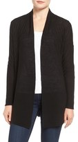 Nic+Zoe Sleek Spark Open Cardigan