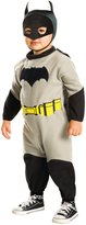 Rubie's Costume Co Batman V Superman: Dawn Of Justice - Batman Ez - On Romper Costume for Toddler