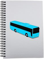 Fotomax Notebook with Bus 2