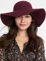 Old Navy Floppy Felt Hat for Women