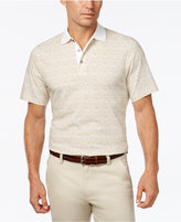 Tasso Elba Men's Printed Polo