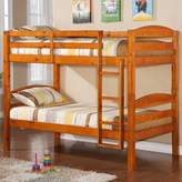 Viv + Rae Abby Twin over Twin Bunk Bed