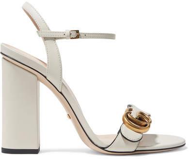 f5f7ff4990d Gucci Marmont Sandals - ShopStyle