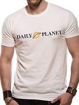 Superman Men's Daily Planet Short Sleeve T-Shirt