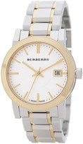 Burberry Women's The City Two-Tone Bracelet Watch