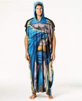Briefly Stated Dynamic Duo Batman and Robin Poncho Set