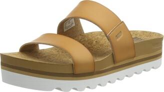 Reef Women's Cushion Bounce Vista Hi Slide Sandal