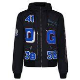 Dolce And Gabbana Varsity Bomber Jacket