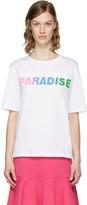 Kenzo White paradise Logo T-shirt