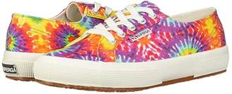 Superga 2750 Fabricfant (Tie-Dye) Women's Lace up casual Shoes