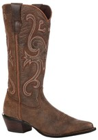 Durango Women's Jealousy Crush Boots - Dark Chestnut