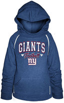 5th & Ocean Girls' New York Giants Raglan Hoodie