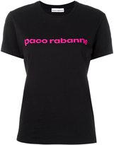 Paco Rabanne logo print T-shirt