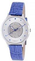 Johan Eric Women's JE1200-09-001B Djursland Analog Display Japanese Quartz Two Tone Watch