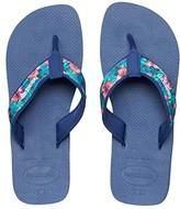 Havaianas Surf Material Sandal (Indigo Blue) Men's Shoes