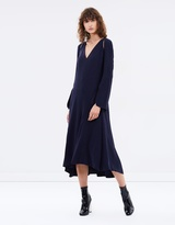 Camilla And Marc Carbo Flare Sleeve Dress