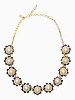 Kate Spade Taking shapes collar necklace