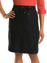 Olsen Drawstring Linen Skirt