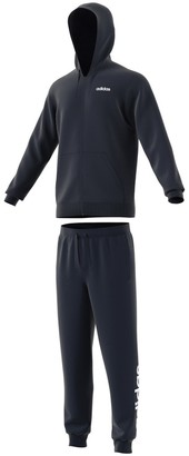 adidas DV2450 Zip-Up Hooded Tracksuit