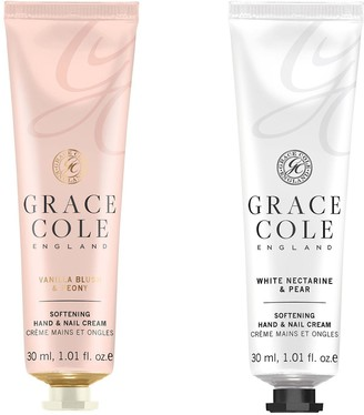 Grace Cole Softening Hand and Nail Cream Duo