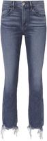 3x1 Ace Raw Edge Skinny Jeans