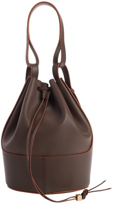 Loewe Balloon Leather Bucket Bag
